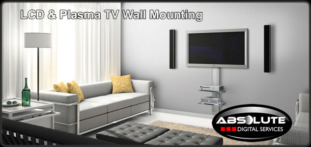 TV Wall Mounting Manchester Plasma LCD TV Wall Mounting